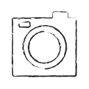 picture, photo, Multimedia, image, Camera, media, Pen Black icon