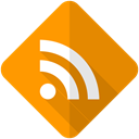 internet, network, subscribe, feed, News, Rss DarkOrange icon