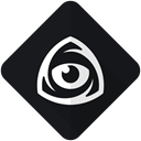 network, Iconfinder Black icon