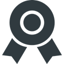 winner, politic, medal, win, award, Label, Achievement DarkSlateGray icon