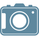 digital, media, Device, Multimedia, photography, photo, Camera CadetBlue icon