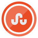 media, Stumbleupon, network, Stumpleupon, Social Chocolate icon