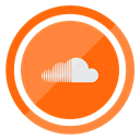 sound, Audio, Soundcloud, music, Cloud Coral icon