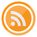 feed, network, Rss, wireless, Communication SandyBrown icon
