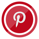 pinterest, network, media, Social, Logo, pin Icon