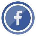 Facebook, Social, Logo, Multimedia, media, network DarkSlateBlue icon