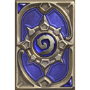 Back, hearthstone, cardback8, card DarkSlateBlue icon
