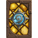 cardback3, hearthstone, Back, card DarkOliveGreen icon