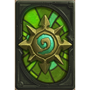 hearthstone, cardback6, Back, card DarkOliveGreen icon