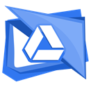 files, drive, Googledrive, File, docs, google CornflowerBlue icon