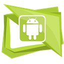 phone, technology, Mobile, Communication, Android YellowGreen icon