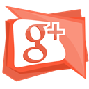 Social, google, plus, media, Googleplus Tomato icon