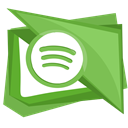 podcast, Streaming, Social, music, Spotify YellowGreen icon