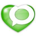 Technorati, Social, media Black icon