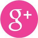 round, google, media, pink, Social Icon