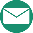 mail SeaGreen icon