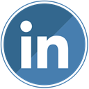job, network, professional, marketing, Linkedin, Business, Social SteelBlue icon