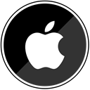 Iphone, ipad, mac, Macbook, ios, Tablet, Apple DarkSlateGray icon