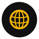 internet, network, Communication, Browser, seo Black icon
