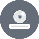 cd rom, Dvd, disc, dvd rom, Cd, drive, Device Icon