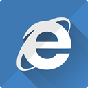 network, window, microsoft, Explorer, internet, web, Browser SteelBlue icon