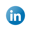 professional, media, Linkedin, Social, Linked in, Connection Black icon