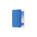 smartcover, Apple, gold, Blue, product, ipad SteelBlue icon