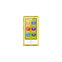ipod, Apple, nano, Citrus, product Black icon