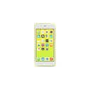 Apple, touch, yellow, product, ipod Black icon