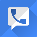 google, Bubble, voice, talk, phone, telephone, Call RoyalBlue icon