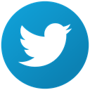 tweet, Social, twitter, bird LightSeaGreen icon