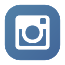 photo, Social, Camera, Logo, Instagram, photography SteelBlue icon