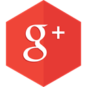 create, google plus, Email, document Crimson icon