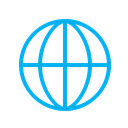 world, planet, earth, network, globe, Map, internet Black icon