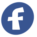 web, Facebook, seo, network, Social DarkSlateBlue icon