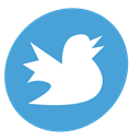 twitter, seo, network, tweet, bird, web, Social CornflowerBlue icon