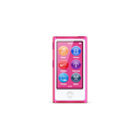 hot, Apple, ipod, nano, product, pink Black icon