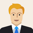 work, Avatar, Man, Business, male, office, Costume Linen icon