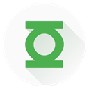 Super, green, hero, Lantern, superhero, saver, Greenlantern Snow icon