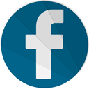Social, share, Facebook, modern, modern media, Like, network Teal icon