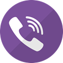 telephone, Mobile, Call, Viber, phone, Chat, talk DarkSlateBlue icon