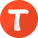 Social, Chat, social network, search, Call, Tango Chocolate icon