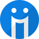 Diigo, Communication, Social, Chat, media DodgerBlue icon