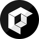 media, network, Social, cubenet, net, cube Black icon