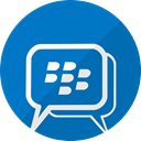 phone, Mobile, Blackberry, Message, Bbm DarkCyan icon