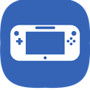 Wii u SteelBlue icon