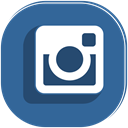 media, Social, Instagram, Connection, internet SteelBlue icon