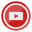 webplayer, Playsite, youtube, Streaming IndianRed icon