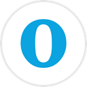 Social, media, online, Opera DodgerBlue icon