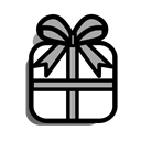 package, surprise, Prize, present, Box, christmas, gift Icon